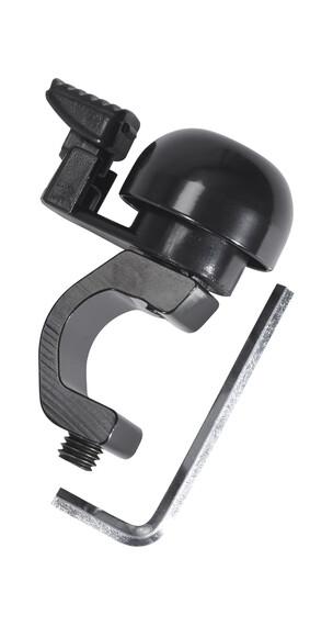 Diverse Miniglocke für Bremshebelmontage Aluminium schwarz